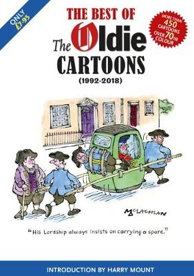 The Best of The Oldie Cartoons 1992-2018 (Paperback)