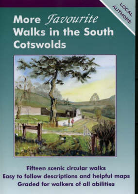 More Favourite Walks in the South Cotswolds (Paperback)