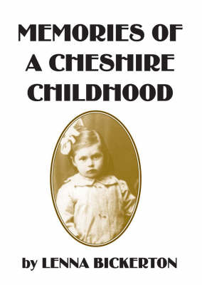 Memories of a Cheshire Childhood (Paperback)