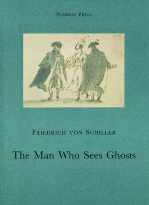 The Man Who Sees Ghosts (Paperback)