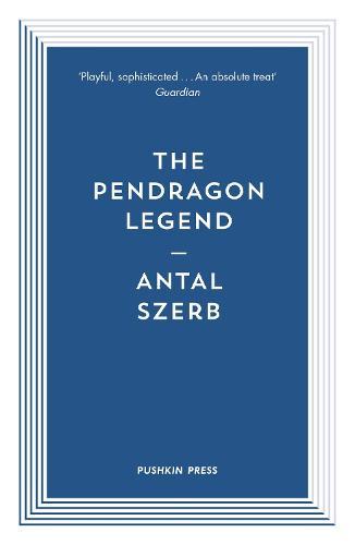 The Pendragon Legend - Pushkin Blues (Paperback)