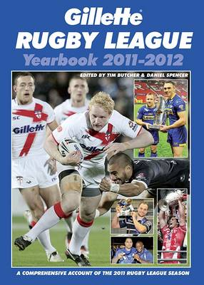 Gillette Rugby League Yearbook 2011-12 (Paperback)