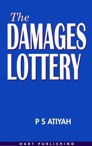 The Damages Lottery (Paperback)