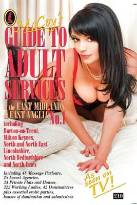 McCoy's Guide to Adult Services in the East Midlands & East Anglia: no. 1 - McCoy's Guides (Paperback)
