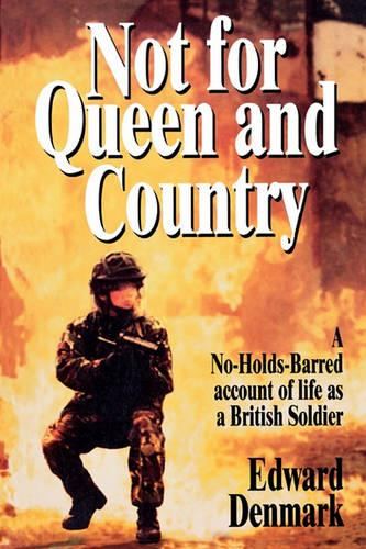 Not for Queen and Country (Paperback)