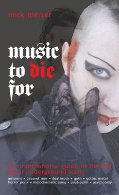 Music To Die For (Paperback)