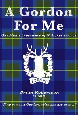 A Gordon For Me (Paperback)