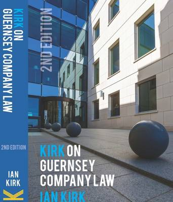 The Kirk on Guernsey Company Law (Paperback)
