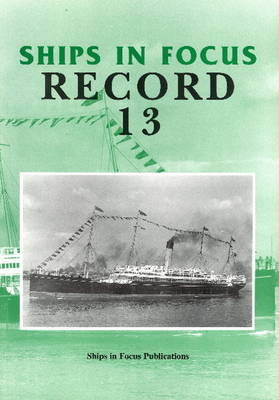 Ships in Focus Record 13 (Paperback)