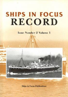 Ships in Focus Record 2 -- Volume 1 (Paperback)