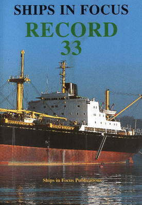 Ships in Focus Record 33 (Paperback)