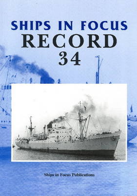 Ships in Focus Record 34 (Paperback)