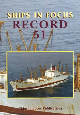 Ships in Focus Record 51 (Paperback)