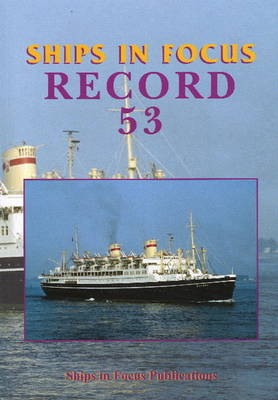 Ships in Focus Record 53 (Paperback)