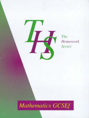 Mathematics GCSE: Foundation Level - Homework (Paperback)