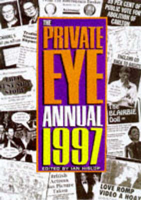 """The """"Private Eye"""" Annual 1997 (Paperback)"""