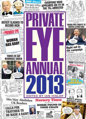 Private Eye Annual 2013 (Hardback)
