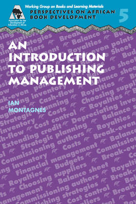 An Introduction to Publishing Management (Paperback)
