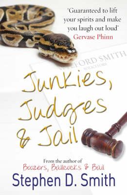 Junkies, Judges and Jail (Paperback)