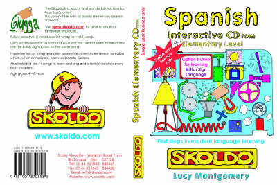 Spanish Elementary Interactive: Single User Licence: Primary Spanish Language Learning Resource - Skoldo Primary Modern Foreign Language Learning (CD-ROM)