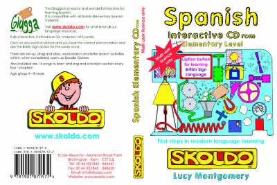 Spanish Elementary Interactive: Multi User Licence: Primary Spanish Language Teaching Resource - Skoldo Primary Modern Foreign Language Learning (CD-ROM)