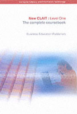 New Clait: Level One: The Complete Coursebook (Paperback)