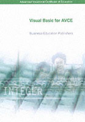 Visual Basic for Avce (Paperback)