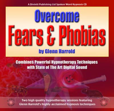 Overcome Fears and Phobias (CD-Audio)