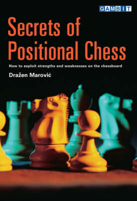 Secrets of Positional Chess: How to Exploit Strengths and Weaknesses on the Chessboard (Paperback)