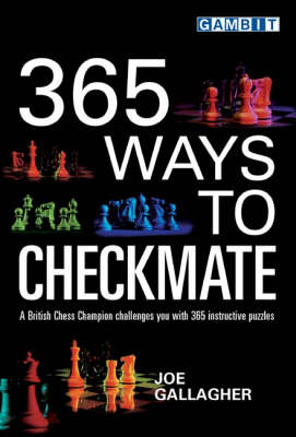 365 Ways to Checkmate (Paperback)