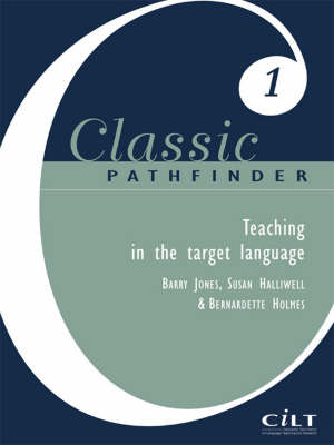 You Speak, They Speak: Focus on Target Language Use - Classic Pathfinder S. No.1 (Paperback)