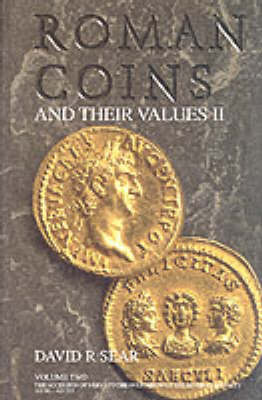 Roman Coins and Their Values Volume 2 (Hardback)