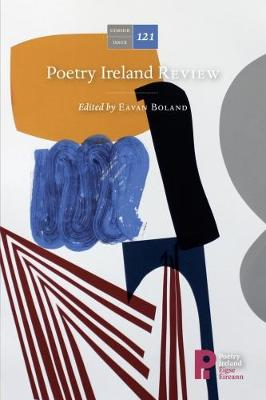 Poetry Ireland Review Issue 121 (Paperback)