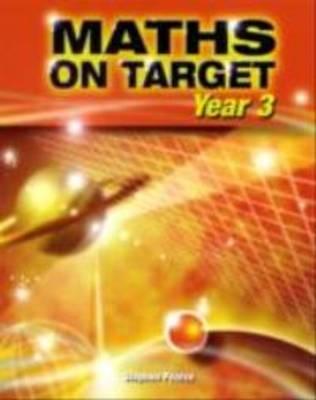Maths on Target Year 3 (Paperback)