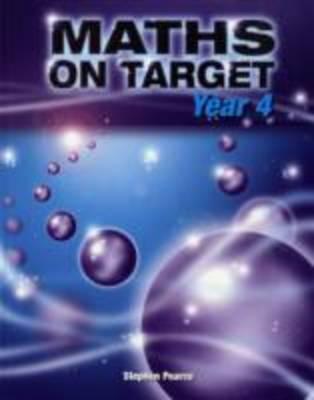 Maths on Target: Year 4 (Paperback)