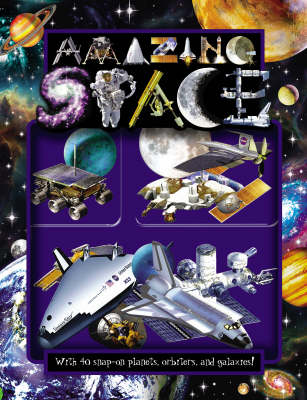 Amazing Space (Board book)