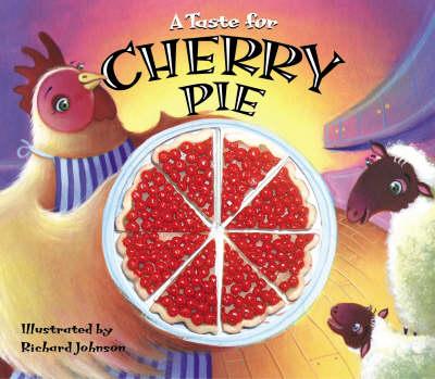 A Taste for Cherry Pie - Pie Books S.