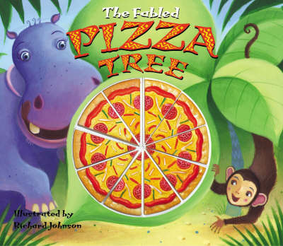 The Fabled Pizza Tree - Pie Books S.