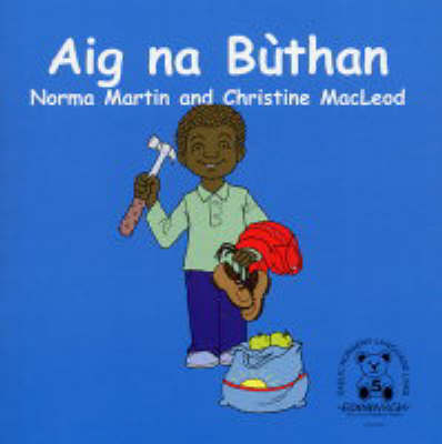 Aig Na Buthan: At the Shops (Paperback)