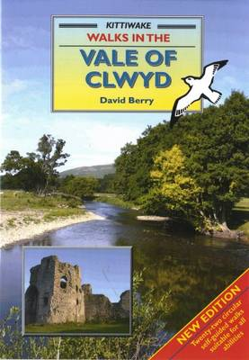 Walks in the Vale of Clwyd (Paperback)