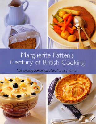 Marguerite Patten's Century of British Cooking (Paperback)