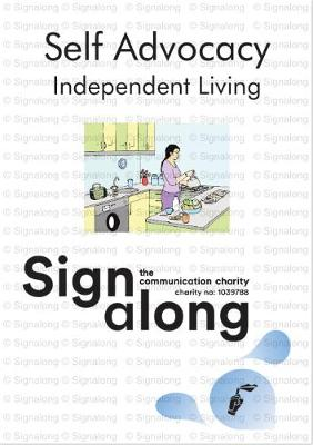 Self Advocacy: Independent Living (Spiral bound)