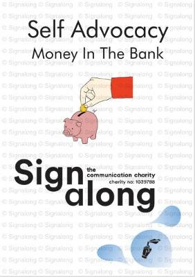 Self Advocacy: Money In The Bank (Spiral bound)
