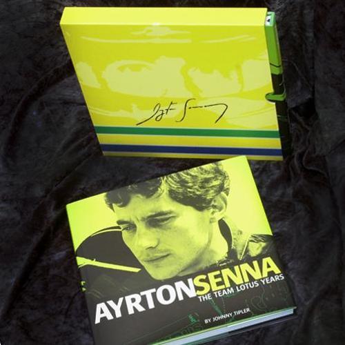 Ayrton Senna The Team Lotus Years: The Final Flowering of a Winning F1 Team (Hardback)