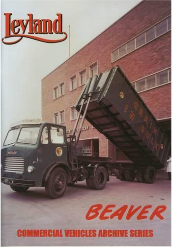 Leyland Beaver - Commercial Vehicles Archive Series (Paperback)