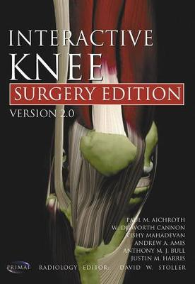 Interactive Knee: Surgery (CD-ROM)