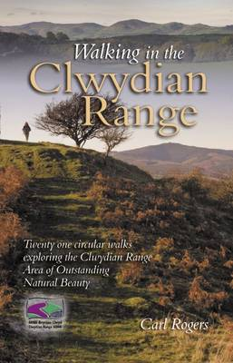 Walking in the Clwydian Hills (Paperback)