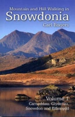 Mountain and Hill Walking in Snowdonia (Paperback)