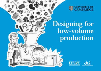 Designing for Low-volume Production (Paperback)