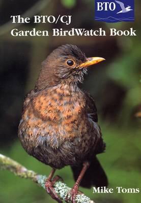 The BTO Garden Birdwatch Handbook (Paperback)